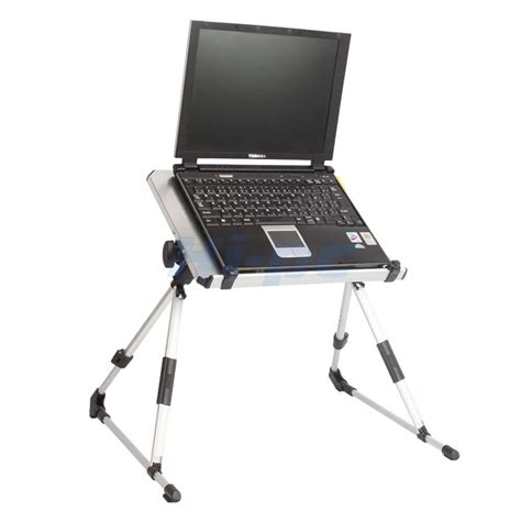 Laptop Cooling Desk 15 034 Notebook Laptop Stand Bed Table Folding Adjustable Portable Usb Cooling Desk Ebay