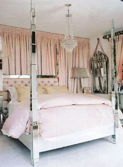 paris hiltons bedroom house crush haute to home blushing