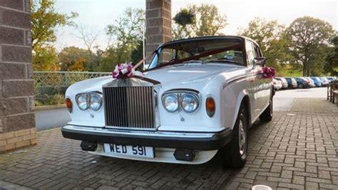 classic rolls royce silver shadow wedding car hire south wales