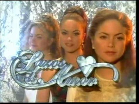 lazos de amor novela lazos de amor 1995 telenovelas pinterest movie