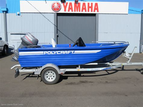 challenger boats for sale new polycraft 4 10 challenger side console trailer boats