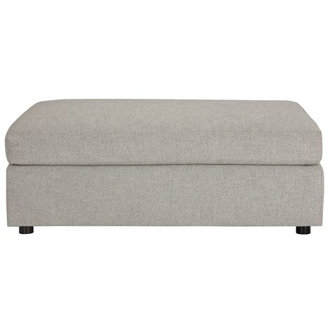 Gray Fabric Ottoman City Furniture Como Gray Fabric Ottoman