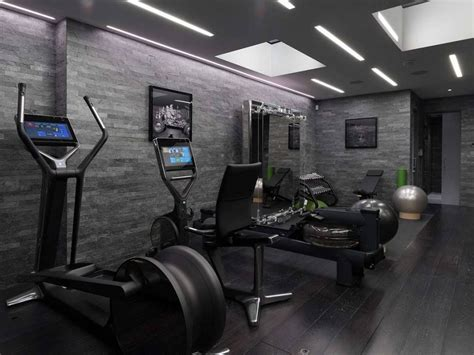 renovate the basement to build a home achieve fitness
