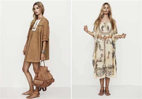 effortlessly earthy fashion styles nanushka spring 2013