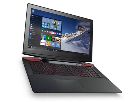 Laptop Lenovo Y Series lenovo s y series of gaming notebooks and desktops will windows 10 and skylake inside
