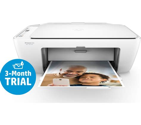 Printer Wifi hp deskjet 2620 all in one wireless inkjet printer deals pc world