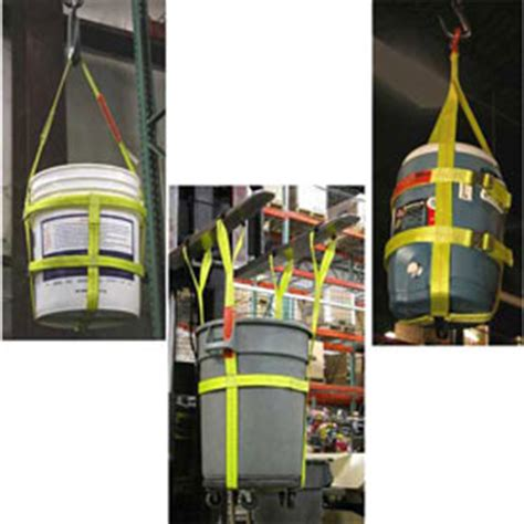 Gabag Flower Cooler Bag Sling hoists cranes lifting slings straps lift all 174 cooler trash barrel slings
