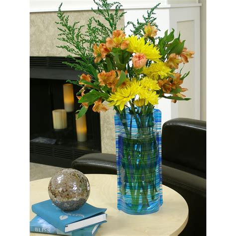 Foldable Vase by Wholesale Bloomers Foldable Reusable Plastic Vases