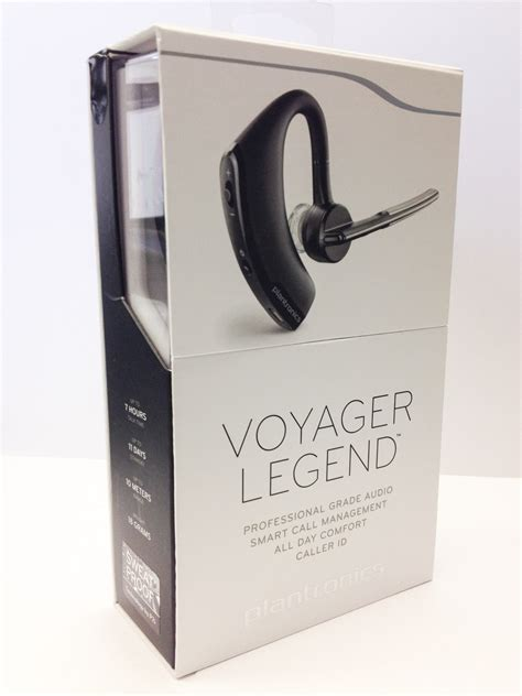 Limited Headset Bluetooth Voyager Legend V8 Plantronics plantronics voyager legend pro bluetooth headset w voice