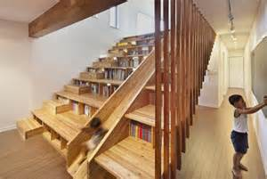 Stairs In The House by Modern House With Great Views And Multi Functional Stairs