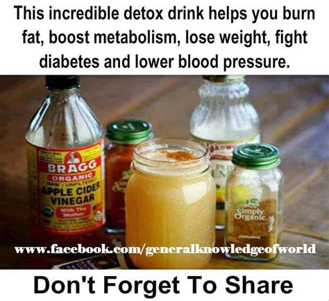 Vinegar Detox Diet Reviews by 96 Best Detox Images On Healthy Meals
