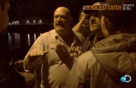 deadliest catch 2014 deadliest catch sneak peek crew tensions rise after