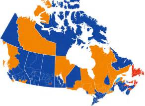 electoral map of canada federal election results maps from 2008 and 2011