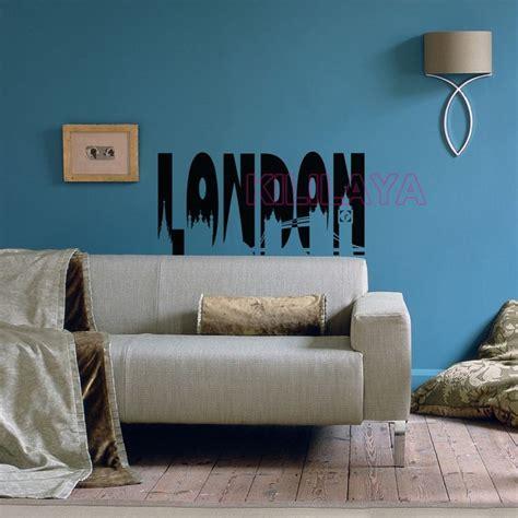aliexpress london aliexpress com buy sticker artistic london travel vinyl