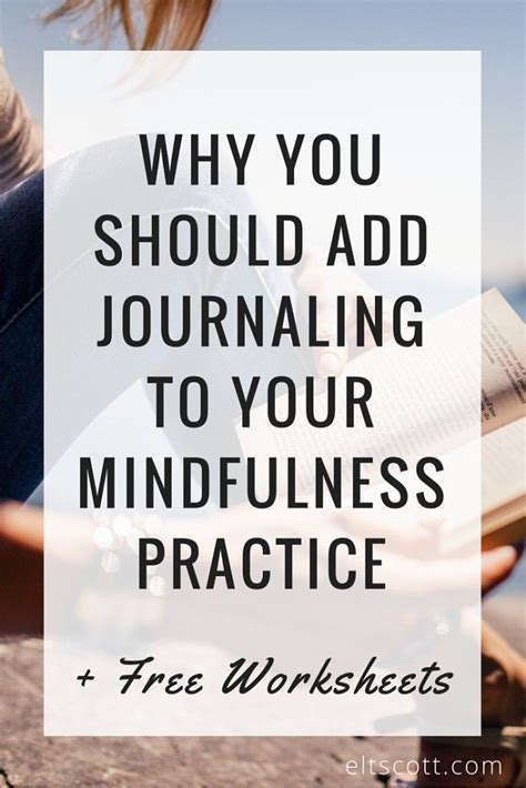 the mindfulness journal daily practices writing prompts and reflections for living in the present moment books 590 best journaling with a purpose images on