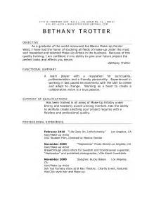 Freelance makeup artist resume examples www proteckmachinery com