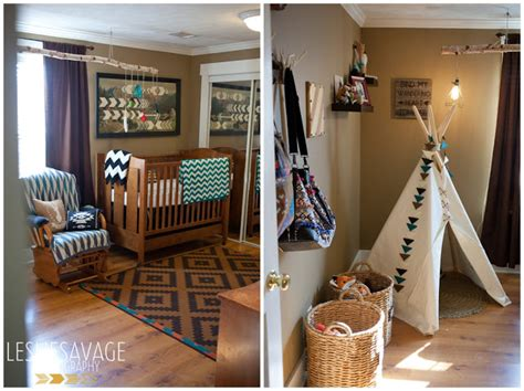 Tribal Bedroom Decor by Fawn Baby Amazing Tribal Themed Nursery By Leslie