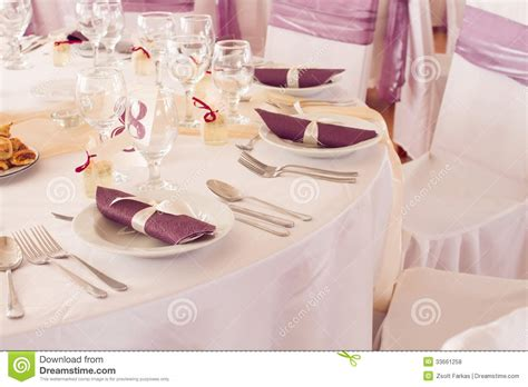 fine dining table setting wedding tables set for fine dining or another catered