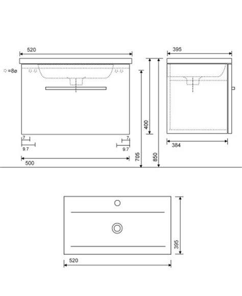 slimline vanity units bathroom furniture white slimline 50cm wall hung vanity unit bathroom