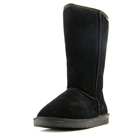 black winter boots willowbee willowbee ruby 12 quot suede black winter boot