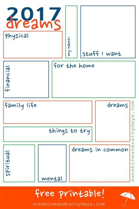 goal journal template 25 best ideas about boards on creating