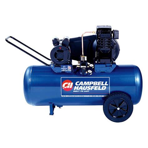 cbell hausfeld 174 vt6271 26 gallon 3 2 hp air compressor toolsid