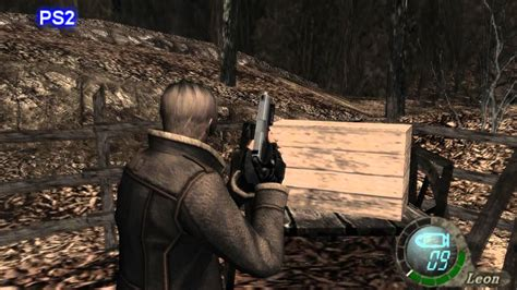 wii vs ps2 which has resident evil 4 compara 231 227 o dolphin vs pcsx2 wii vs ps2