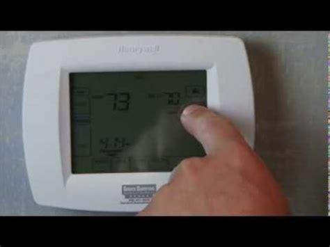 honeywell thermostat fan won t turn wiring diagram for honeywell thermostat th8320u1008 fan
