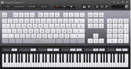 play piano with computer keyboard 18 best free piano software