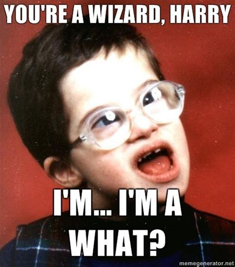 Harry Meme - wizard from harry potter quotes quotesgram