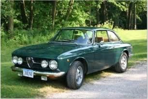 Alfa Romeo 1969 1969 Alfa Romeo Gt Photos Informations Articles