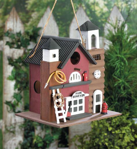 wholesale fire station birdhouse buy wholesale birdhouses