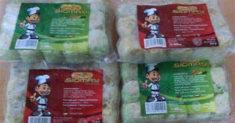 barokah frozen food siomay umami