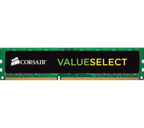 Ram Ddr3 Merk Corsair buy corsair cmv4gx3m1a1600c11 ddr3 pc memory 4 gb dimm ram free delivery currys