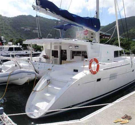 catamaran hire caribbean bareboat charters the catamaran company in bvi