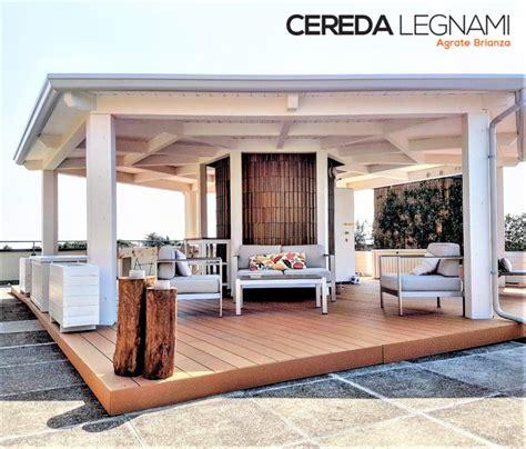 verande di legno veranda in legno di design realizzazione su misura