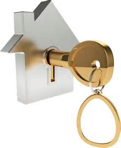 key property the to your home key
