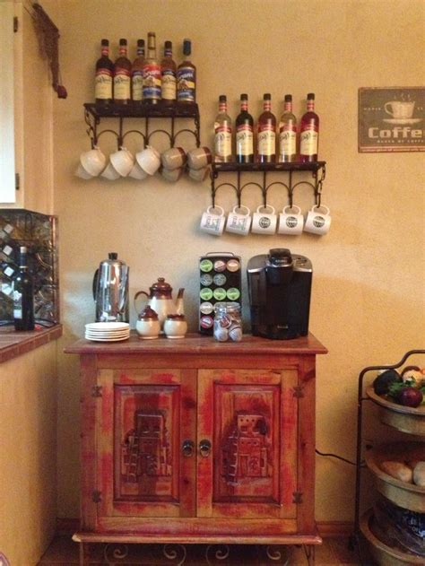new kitchen ideas that work my coffee bar diy