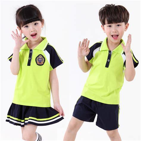 kindergarten uniform pattern online buy wholesale primary school uniform from china