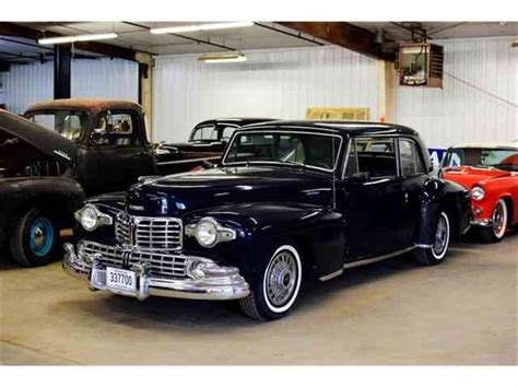 1948 to 1950 lincoln continental for sale on classiccars