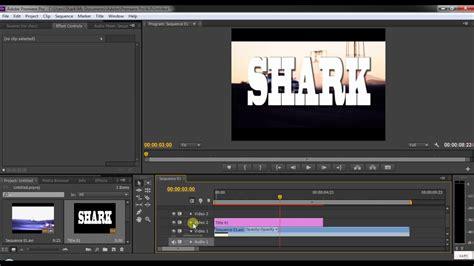 adobe premiere cs6 masking text mask effect in video adobe premiere pro cs6 youtube
