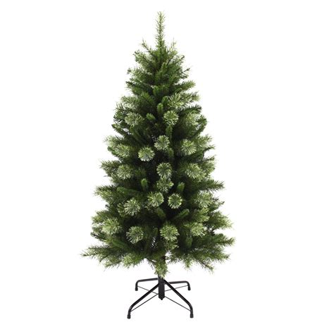 kmart artificial tree smith 4 5 unlit clearwater tree kmart