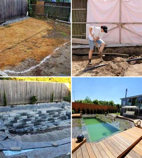 7 Diy Swimming Pool Ideas And Designs From Big Builds To Diy Backyard Pool