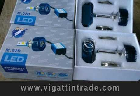 Lu Led 3 Sisi Rtd Headl Led motor parts complete led motorcycle light rtd headlight vigattin trade