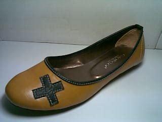 Sepatu Wanita Silang 1 sandal sepatu grosir sepatu balet muka silang model ns 17