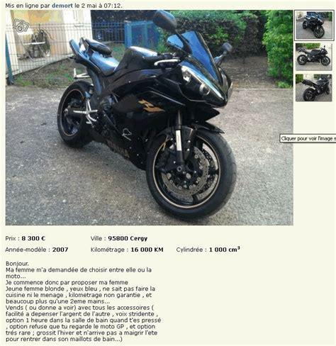 le coin moto a vendre