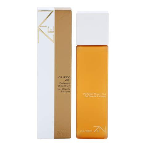 Shiseido Zen shiseido zen duschgel f 252 r damen 200 ml notino de