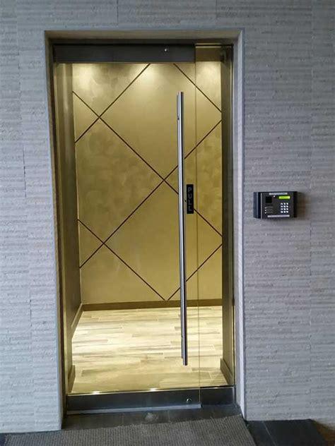nyc glass door installation aluminum frameless doors