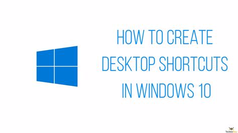 how to make a short cut on natural hair how to create desktop shortcuts in windows 10 technobezz