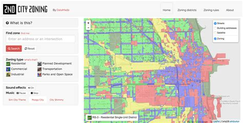 city of chicago zoning map chicago zoning map map2